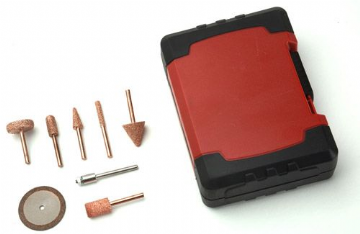 Permagrit 7 Piece Rotary Kit